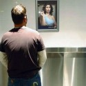 Funny Male Toilet Advertisement