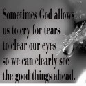 God Allow Us To Cry