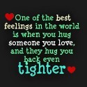 One Of The Best Feeling In The World