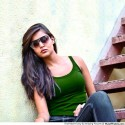 Mast Girl In Green Top