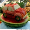 Watermelon Car Creativity