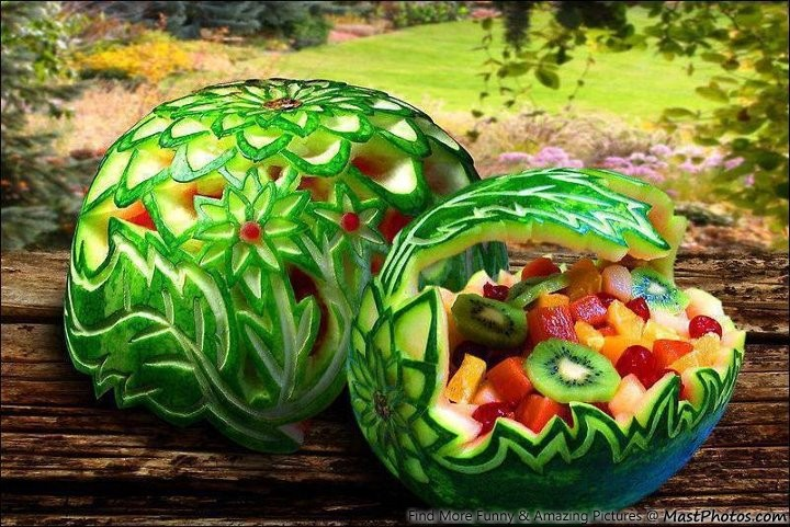 One of The Best Food Magical Art & Creativity