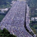 Biggest Traffic Jam Of All Time In Whole World