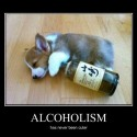 Alcoholism Has Never Been Cuter