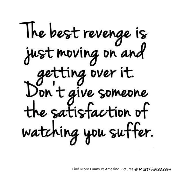 Method Of A Best Revenge