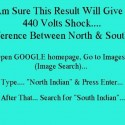 Difference Between North India And South India