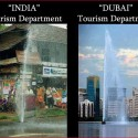 India Vs Dubai Tourism Department
