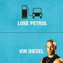 Lose Petrol And Win Diesel