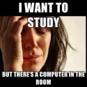 Why I Cant Study In My Room