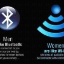 Men Are Like Bluetooth And Woman Are Wifi