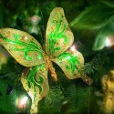 Amazing Golden Butterfly