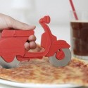 Awesome Scooter Pizza Cutter