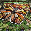 Awesome Creativity With Fruits And Vegetables
