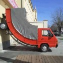 Baba Ramdev&#8217;s Truck Found