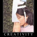 Creativity It Can Solve Any Problem.