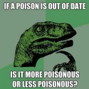 If Poison Is Out Of Date?
