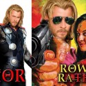 Thor Vs Rowdy Rathor