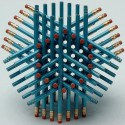 Amazing Art With 72 Pencils