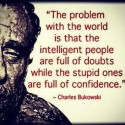 Problem With The World by Charles Bukowski