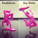 The Secret Life Of A Break Dancer