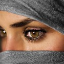 Beautiful Eyes Of A Arab Girl
