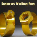 Mast Idea – Engineers Wedding Rings