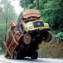 Meanwhile In India – Wheeling Truck