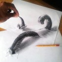 Ultimate 3D Sketch On Paper By Pencil