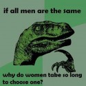 Ultimate Question – If All Men Are The Same