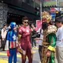 Chinese Avengers – Going To Save The World