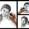 Funny Creativity With Pencil