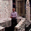 Largest House Of Freestanding Playing Cards By Bryan Berg