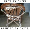 Made In China, Rebuilt In India