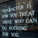 What Is The Real Character?