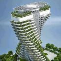 Awesome Design Agora Tower, Taiwan