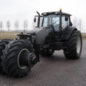 Batman Tractor Found – Who Wanna Ride?