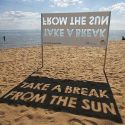 Creative Signboard – Take A Break From The Sun