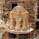 Art Out Of Toothpicks