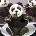 Cool Panda Art With Cookies