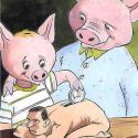In Parallel Universe – Pigs Taking Revenge With Humans