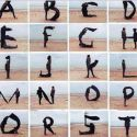 Alphabetical Yoga