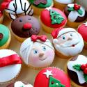 Beautiful Cupcakes For Christmas