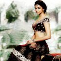 Mast Deepika Padukone Photo In Brown Dress
