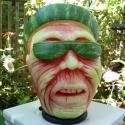 OMG! Is This Real Or Watermelon Carving?
