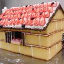 This Hut Cake Is Looking So Beautiful & Delicious