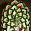 An Amazing Creativity With Watermelon