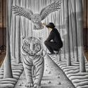 Awesome 3D Painting By Ben Heine