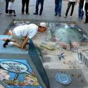 Awesome But Scary 3D Street Art
