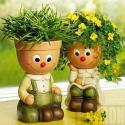 Creative & Cute Kids Flower Pots