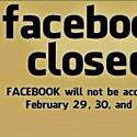 Warning Facebook Will Be Closed For 3 Days